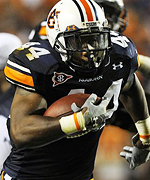 Ben Tate and Auburn are 3-0