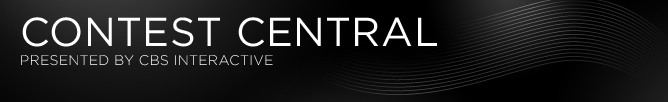 Contest Central Presented by CBS Interactive