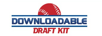 Fantasy Baseball Downloadable Draft Kits