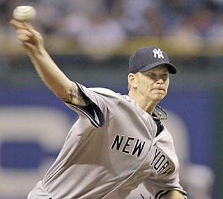 Signing A.J. Burnett is working out well for the Yanks, who are 2-0 in the right-hander's starts.  (AP)