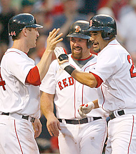 The Red Sox have made their 2-6 start a distant memory. (Getty Images)