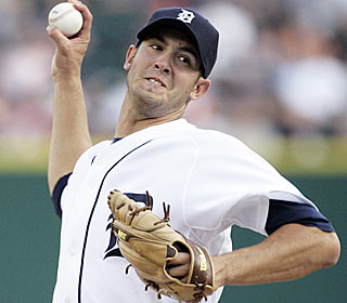 'I still think there's a lot of things I can improve on,' Porcello says after getting his 5th win.  (AP)