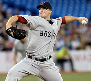 Jon Lester's 12 strikeouts are the most for a Boston left-hander since Bruce Hurst in 1987.  (AP)