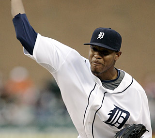 Edwin Jackson has been nearly untouchable with a 5-1 record and a 0.76 ERA in his last six starts. (AP)