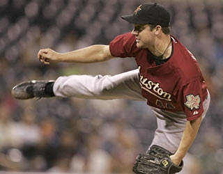 The Padres still can't figure out Roy Oswalt, who improves to 10-2 against San Diego in 13 career starts.  (AP)