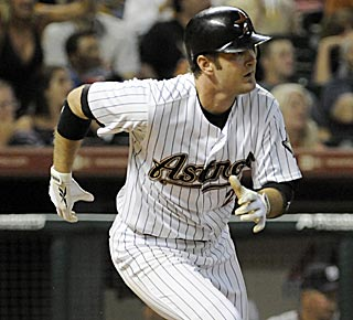 Jeff Keppinger belts a game-tying two-run triple in the sixth inning and scores moments later.  (AP)