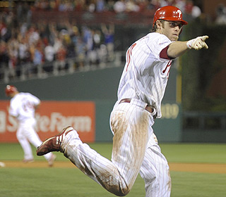 Jayson Werth ends a pitchers' duel when he connects for his 21st homer of the season. (US Presswire)