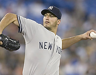The Yanks' Andy Pettitte regains his form by earning a W for the first time since July 1.  (AP)