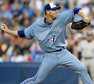 Roy Halladay piles up his sixth complete game of the season and the 46th of his career.  (AP)