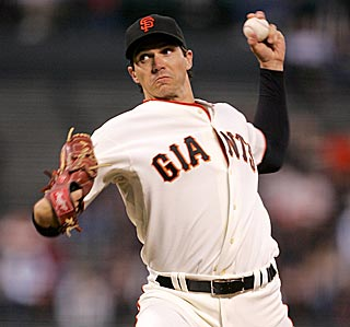 Barry Zito, now 10-12, improves his post-All-Star-break numbers to 5-3 with a 2.36 ERA.  (Getty Images)