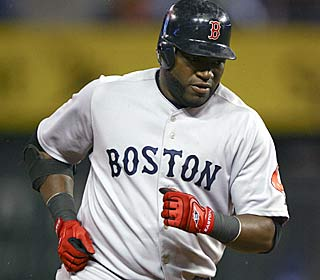 David Ortiz collects three hits, including his 26th homer, and three RBI in the win.  (AP)