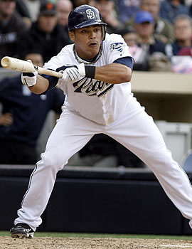 Everth Cabrera and the Padres have gotten creative in huge Petco Park. (AP)