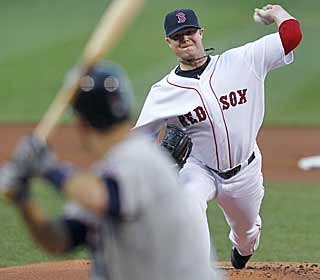 Jon Lester goes the distance, allowing just one earned run for the fifth complete game of his career. (AP)