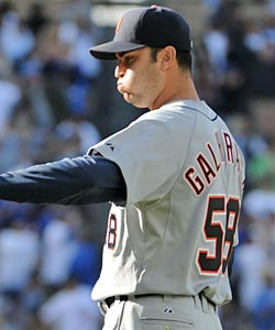Galarraga won over many fans with the way he blew off the blown call. (Getty Images)