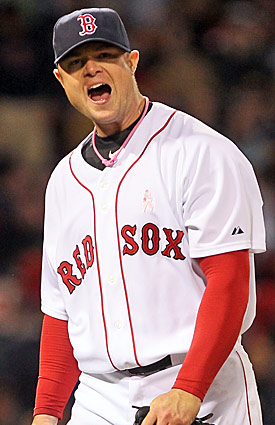 Jon Lester has helped the Red Sox overcome injuries and become a Cy Young contender. (Getty Images)