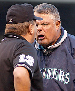 Lou Piniella always brought an in-your-face approach for every team he managed or played on. (Getty Images)