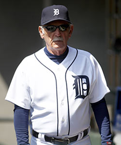 Things might be bleak now for skipper Jim Leyland, but Detroit's fortune can quickly get better. (Getty Images)