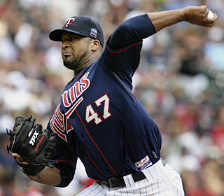 Francisco Liriano leads the Twins to their eighth straight win and a three-game sweep of the Mariners. (AP)