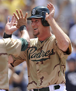 The Padres win big by trading for Ryan Ludwick's productive bat and glove. (AP)