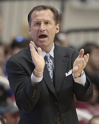 Mark Gottfried is no longer employed at UA.