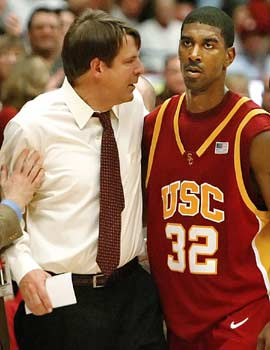 Tim Floyd accepted O.J. Mayo at USC despite major warning signs. (AP)