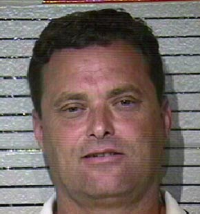 Billy Gillispie's mug shot from his most recent drunken driving arrest. (AP)