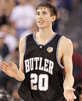 Will Gordon Hayward's decision to stay in the NBA Draft pay off? (Getty Images)