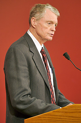 Tom Osborne's intentions may be good, but his message is misguided. (US Presswire)