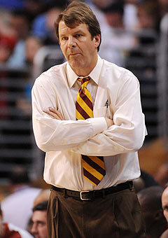 Tim Floyd knew the risks in recruiting O.J. Mayo to USC but he chose to ignore them. (Getty Images)