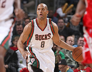 The Bucks add Eddie Gill for depth after trading a point guard and losing another to injury. (Getty Images)