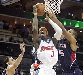 'It's starting to come together,' Gerald Wallace says after the Bobcats move closer to a playoff spot. (AP)