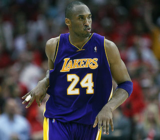 '[I'm] just challenging other teams to try to do something with me,' Kobe Bryant says. (Getty Images)