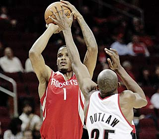 Trevor Ariza torments the Blazers for 33 points, including 5 for 8 from 3-point range.  (AP)