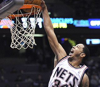 Devin Harris returns, but the Nets still inch closer to the NBA record (17) for losses to start a season. (AP)