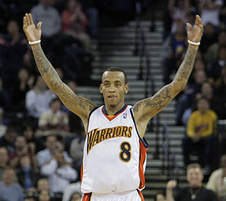 Monta Ellis has a career performance against the Pacers as he scores a personal-best 45 points.  (AP)