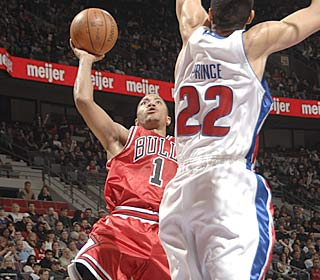 'I'll do whatever it takes for us to win,' Derrick Rose says after scoring 22 points.  (Getty Images)