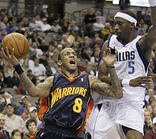 Monta Ellis explodes for a personal-best 46 points, but the Warriors fail to pick up the elusive win.  (AP)