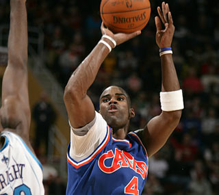 'It feels good to get one,' Antawn Jamison says of his first victory as a Cavalier. (Getty Images)