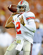OSU will ride the arm and legs of Pryor. (US Presswire)
