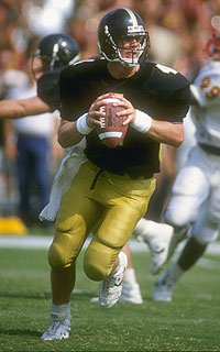 Will Favre try and suit up at Southern Miss? (Getty Images)