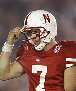 Eric Crouch and Nebraska made it to the title game even though they failed to win the Big 12 North. (Getty Images)