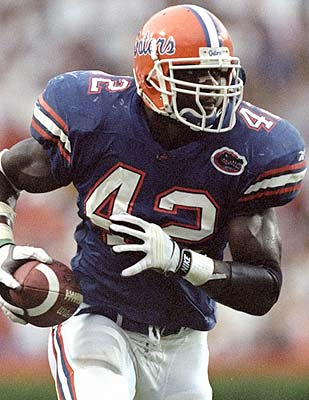 Agents paying players isn't a recent phenomenon. Remember Florida in the '90s? (Getty Images)