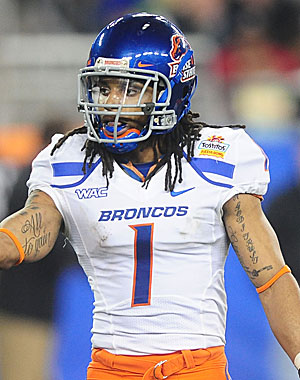 Kyle Wilson was drafted in the first round by the New York Jets. (US Presswire)