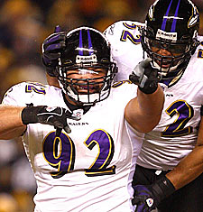 Haloti Ngata was a huge draft score for the Ravens. (Getty Images)