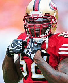 Patrick Willis has produced big-time results in S.F. (US Presswire)