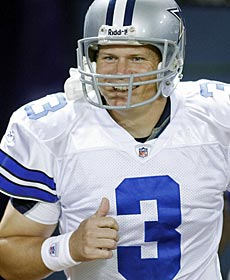 Jon Kitna's track record shows he could make an impact in Dallas if needed. (Getty Images)