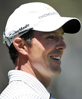 'I enjoy the challenge,' Mike Weir says of his approach to the U.S. Open. (Getty Images)