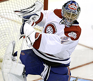 Carey Price stops 31 shots for his third win in his last 14 games since returning from an ankle injury.  (AP)