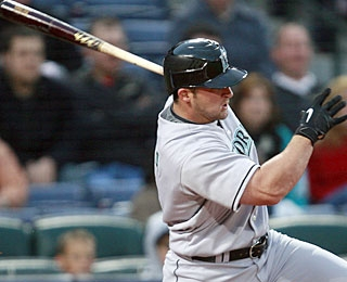 Dan Uggla's powerful bat helps the Marlins earn another win against an NL East opponent.  (AP)