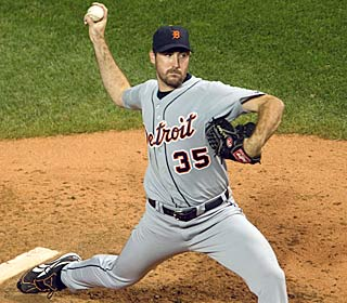 Justin Verlander ends a personal two-game skid, striking out 11 in the Indians' 11th straight loss. (AP)